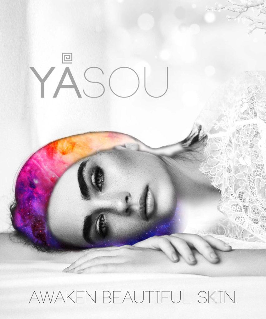 Yasou print ad